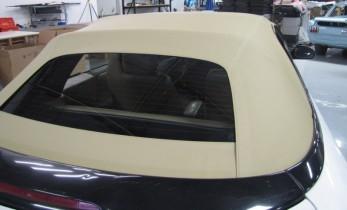 Convertible Top Replacement | J&J Automotive